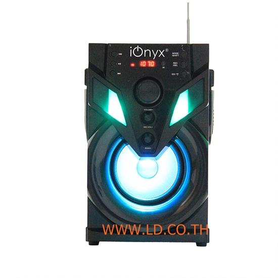 Ionyx OP-06 speaker bluetooth ลำโพงบลูทูธ รุ่น OP-06