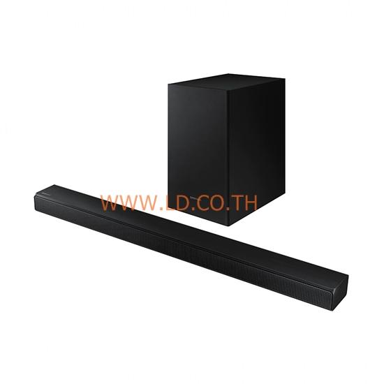 SAMSUNG ซาวด์บาร์ (320 วัตต์, 3.1 CH) Soundbar รุ่น HW-T550/XT (NEW2020)
