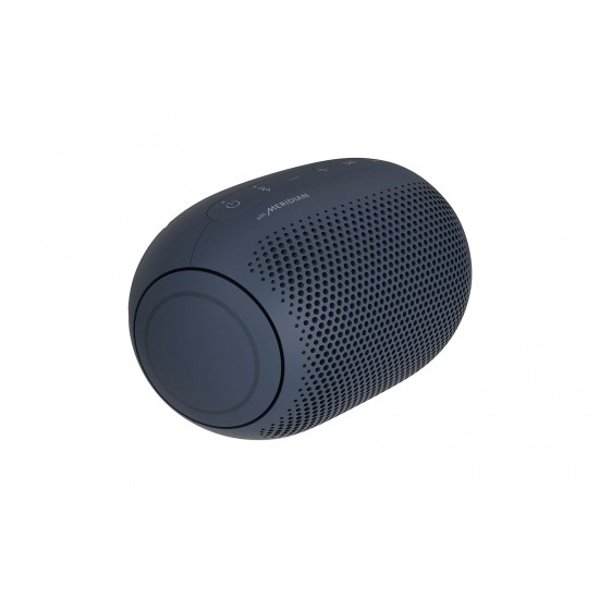 LG XBOOM Go PL2 ลำโพงบลูทูธแบบพกพา รุ่น PL2 l Meridian Sound l Sound Boost mode