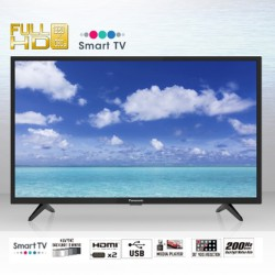 PANASONIC 43 นิ้ว รุ่น TH-43GS400T LED FULL HD Smart TV