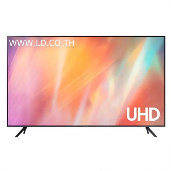 SAMSUNG 65 นิ้ว รุ่น UA65AU7700KXXT AU7700 UHD 4K Smart TV (2021) 65AU7700