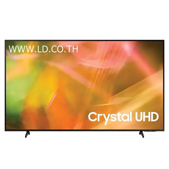 SAMSUNG 70 นิ้ว รุ่น UA70AU8100KXXT AU8100 Crystal UHD 4K Smart TV (2021) 70AU8100