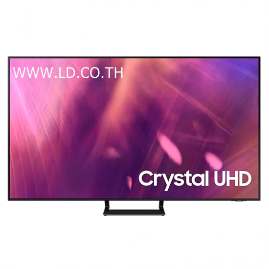 SAMSUNG 55 นิ้ว รุ่น UA55AU9000KXXT AU9000 Crystal UHD 4K Smart TV (2021) 55AU9000