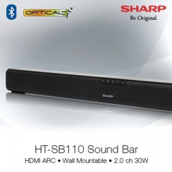 SHARP SOUND BAR เครื่องเสียง รุ่น HT-SB110