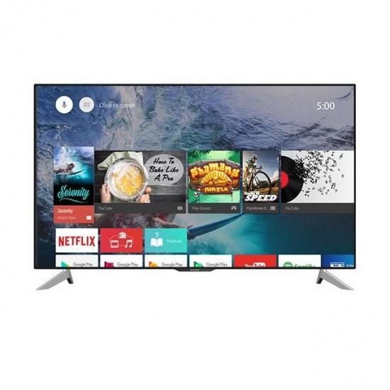 SHARP AQUOS ทีวี 60 นิ้ว รุ่น LC-60UA6800X Android TV UHD 4K Ultra HD