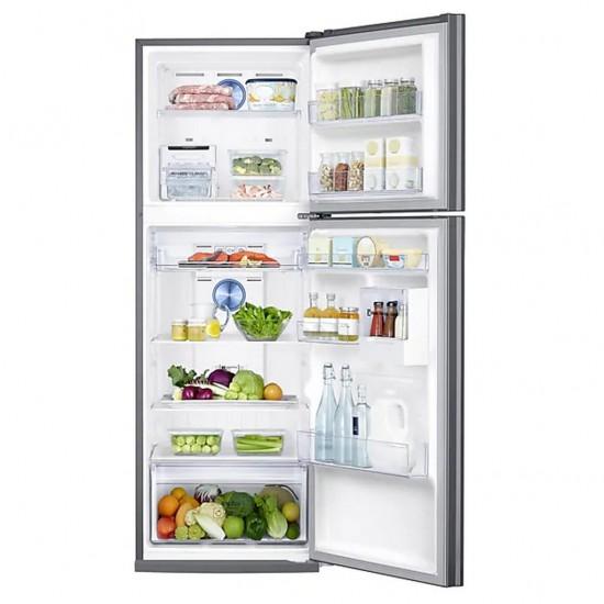 SAMSUNG ตู้เย็น 2 ประตู 10.7 คิว รุ่น RT29K5511S8/ST (Inverter) Twin Cooling ประหยัดพลังงาน ลดกลิ่น ไฟ LED 302 L