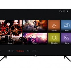TCL 50 นิ้ว รุ่น 50P62US UHD 4K HDR PRO SMART Android TV