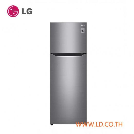 LG ตู้เย็น 2 ประตู รุ่น GN-B372SLCG ระบบ Smart Inverter ความจุ 11 คิว ประหยัดพลังงาน คงความสดอาหาร