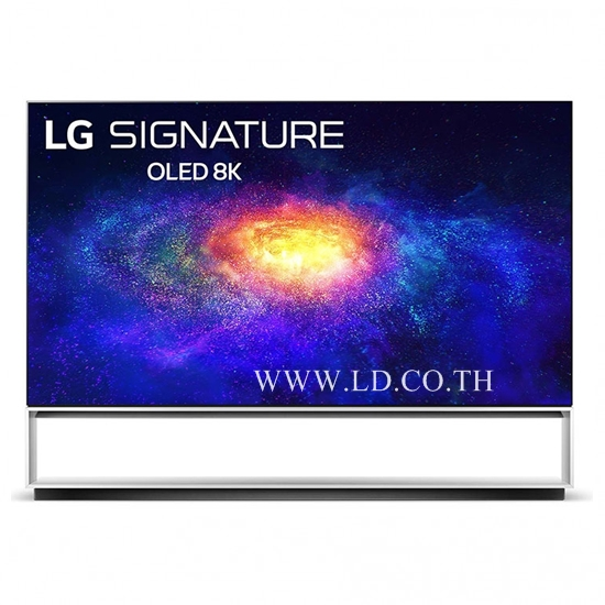 LG 88 นิ้ว รุ่น OLED88ZXPTA SIGNATURE ZX 8K Smart OLED TV 88ZXPTA