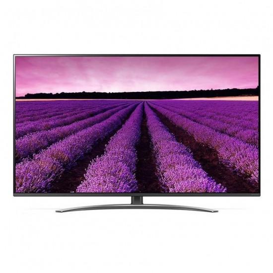 LG 49 นิ้ว รุ่น 49SM8100PTA NanoCell TV Quad Core Processor 4K ULTRA HD DTS Virtual : X Nano Bezel  49SM8100