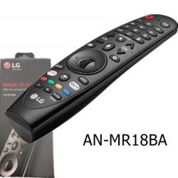 LG MAGIC REMOTE รุ่น AN-MR18BA สำหรับทีวี LG UK-SK ซีรีย์ ทีวีปี 2018