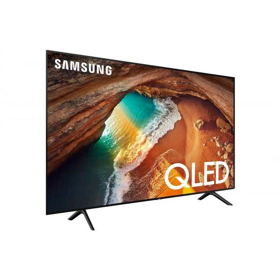 Samsung 55 นิ้ว QA55Q60RAKXXT Class Q60R QLED Smart 4K UHD TV (2019)
